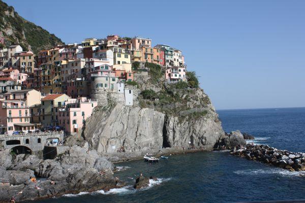 Manarola Cinqueterre Italy