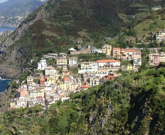 France to Cinqueterre