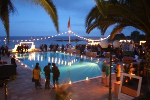 TBEX Party in Lloret de Mar, Spain