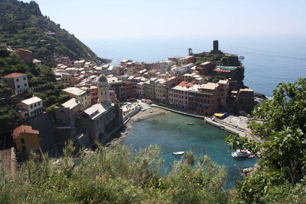 Vernazza Cinqueterre Italy