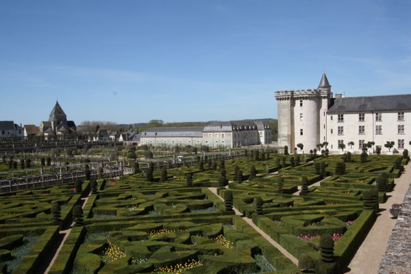 Villandry, Loire Valley France
