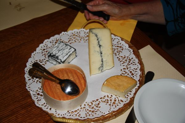 4 Cheese at Ecole des Trois Ponts