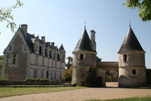 Chateau de Nitray France