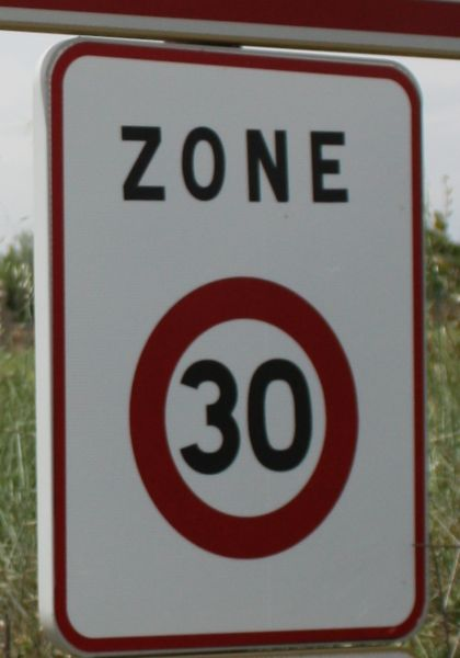 Speed Limit France