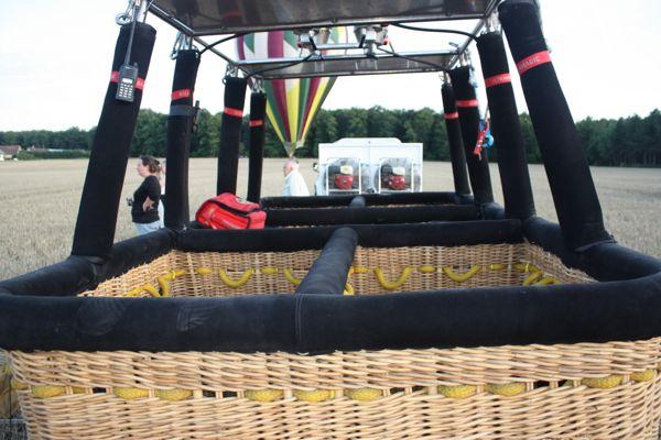 Hot Air Ballon In The Loire Valley France Bucket List