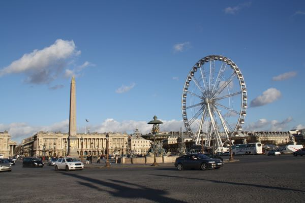 Place de la Concorde Paris, France French Revolution July 14