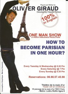 Hot To Become Parisian In One Hour Paris France