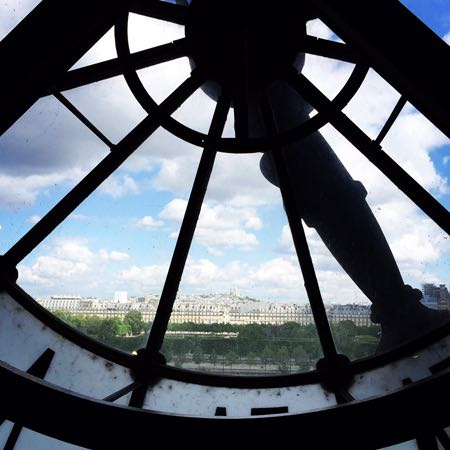 Musee D'Orsay Paris France. Photo: S. Gray ( Travelandstyle.ca)
