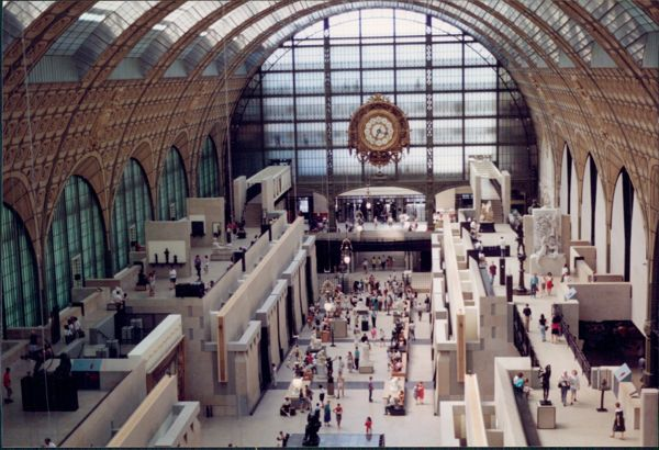 Musee d'Orsay Paris France Museums