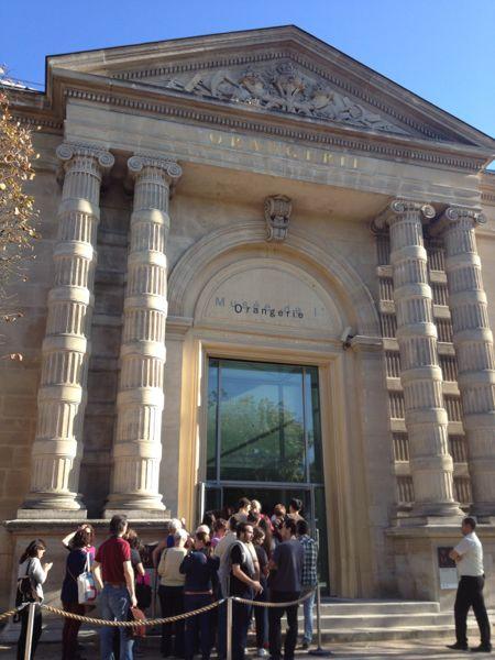 Musee de L'Orangerie Paris, France Museum