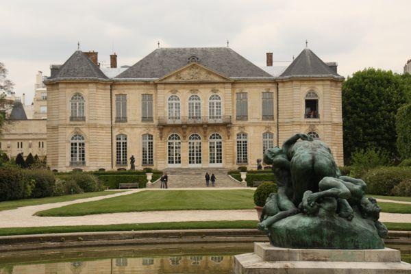 Musee Rodin Paris France Museum