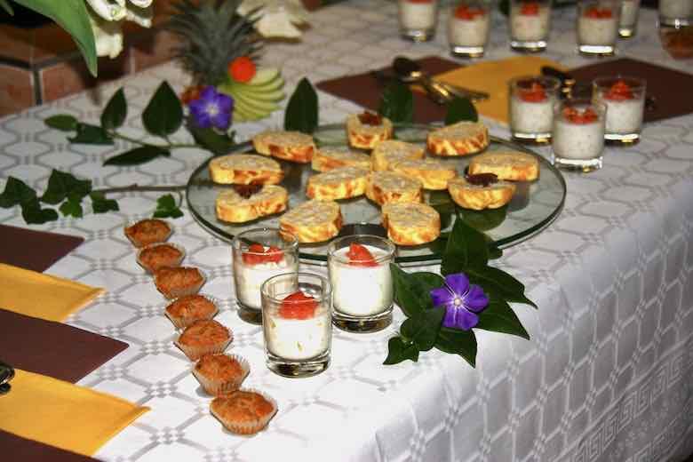 Celebration dinner at Ecole des Trois Ponts (J. Chung)