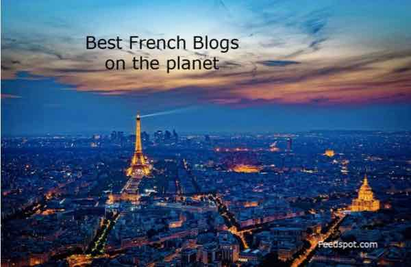 Feedspot Top 100 French Blogs and Webites