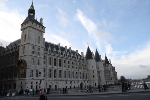 La Conciergerie Paris, France.