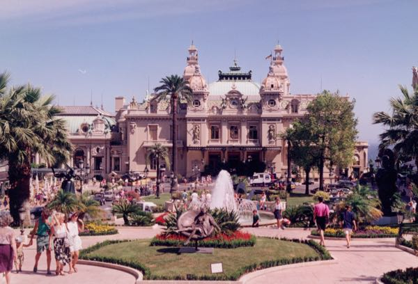 Gambling at the Casino de Monte Carlo