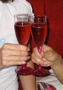Champagne tasting France