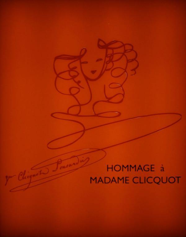 Veuve Clicquot Champagne tasting