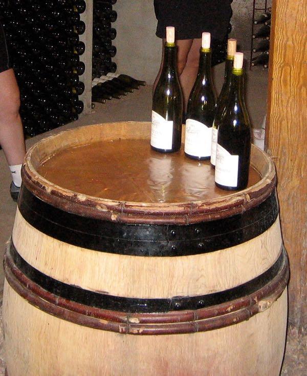 Marche Aux Vins Beaune France