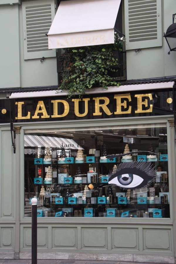 Laduree Paris France