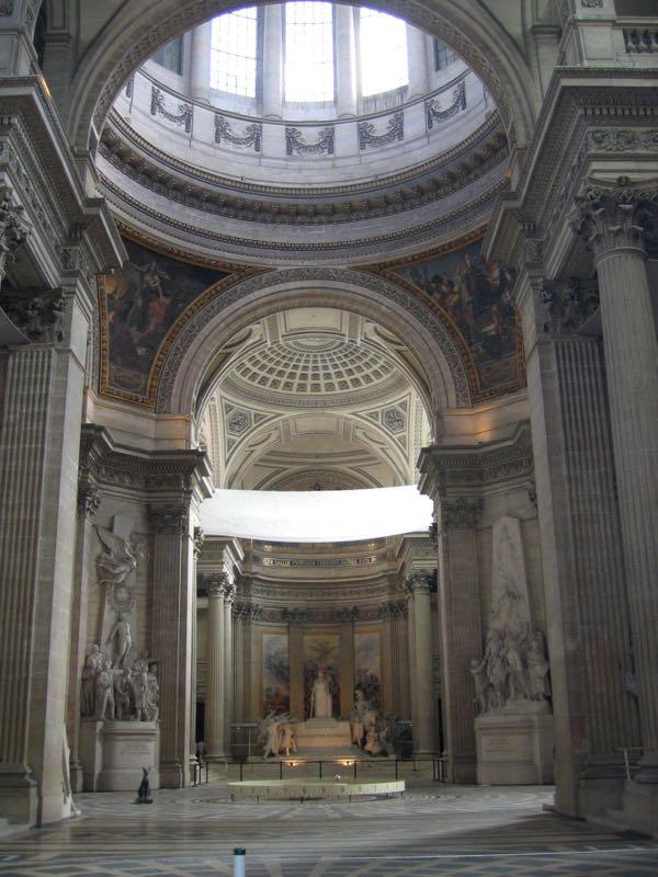 The Pantheon Paris France