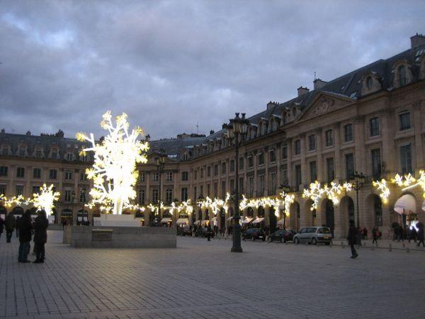 Place Vendome Paris France