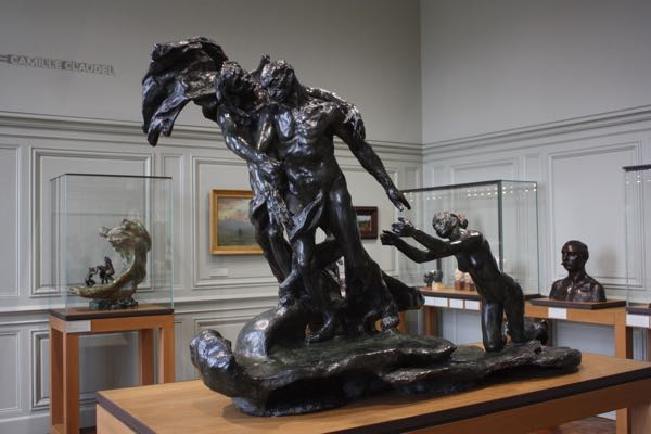 Camille Claudel Age of Maturity, Rodin Museum Paris