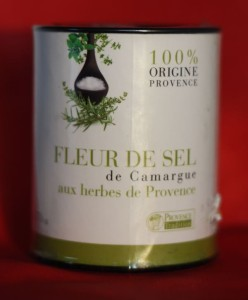Unique gift from France Fleur de Sel