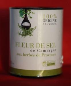 Unique gift from France Fleur de Sel