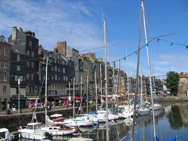 Honfleur Normandy France French Foods