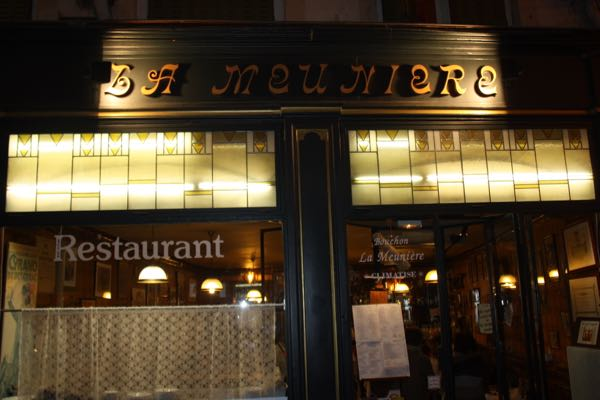 Searching For A Great FRench Meal In La Meuniere Lyon France