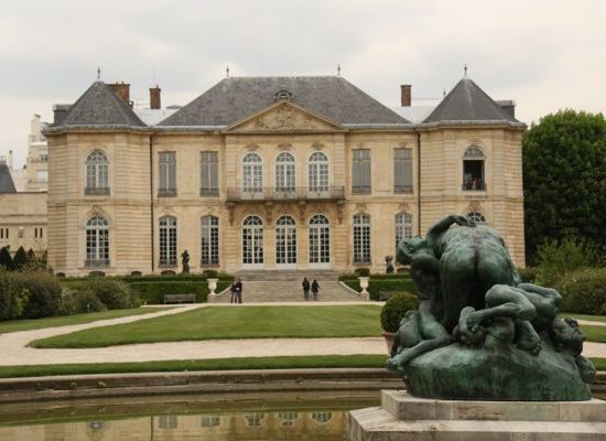 Rodin Museum Movies French