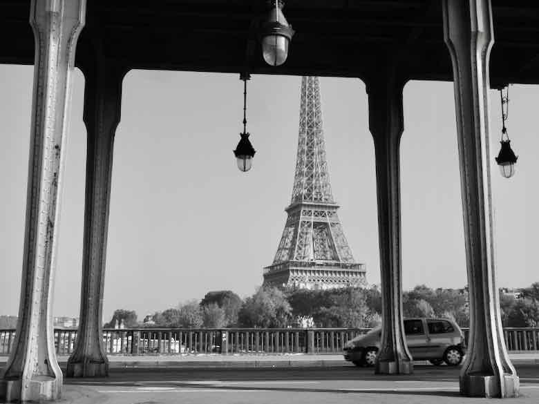 Pont de Bir-Hakeim, Paris (J. Chung)