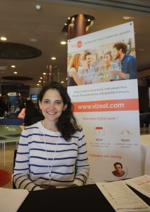 VizEat Co-founder, Camille Rumani