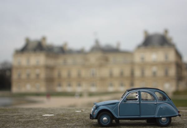 JansFrance2CV Luxembourg Gardens