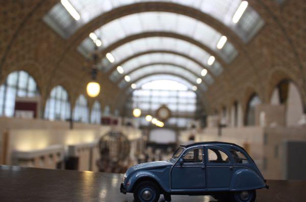 JansFrance2CV Musee dOrsay