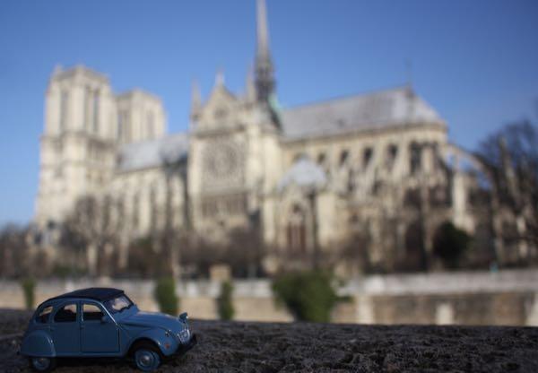 JansFrance2CV Notre Dame