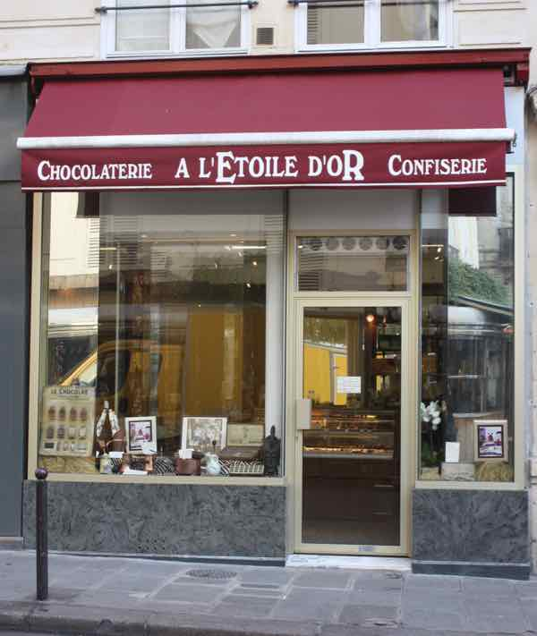A L'Etoile d'Or , Paris David Lebovitz