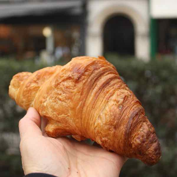 Ble Sucre Croissant David Lebovitz