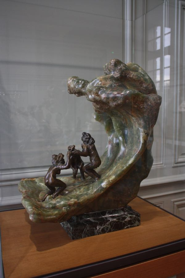 Wave by Camille Claudel, Rodin Museum Paris
