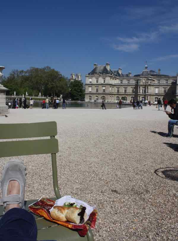 Happy Place: Luxembourg Gardens Paris, France