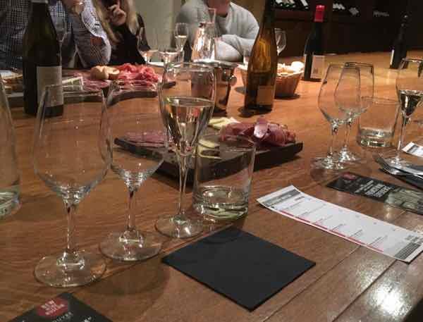Wine Tasting At O Chateau Paris