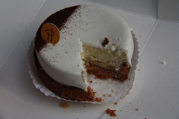Pierre Herme tarte infiniment vanille
