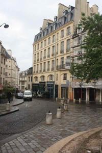 Paris Locations: Rue de la Montagne Saint-Genevieve Paris, France
