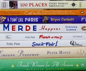 Retirement advice: French books