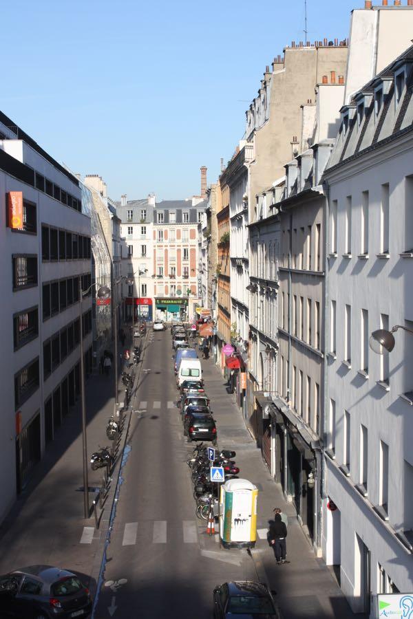 View from Promenade Plantée