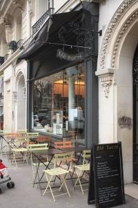 Ble Sucre, Paris. Photo: J. Chung