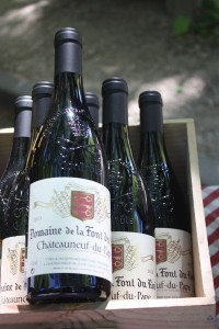 Chateauneuf-du-Pape travel France Well being