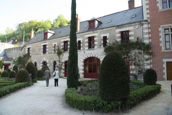 Clos Lucé Chateau, Amboise (J. Chung)