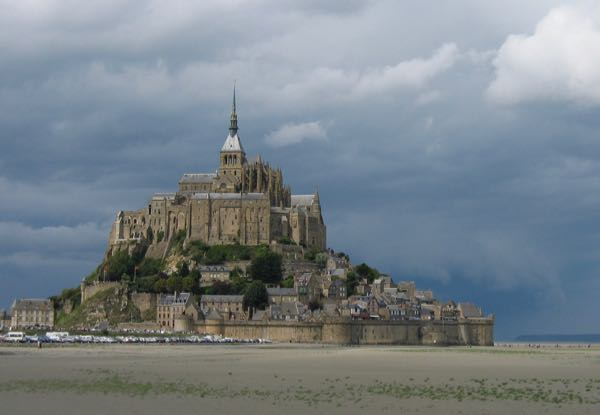 Visit France again Mont Saint-Michel,