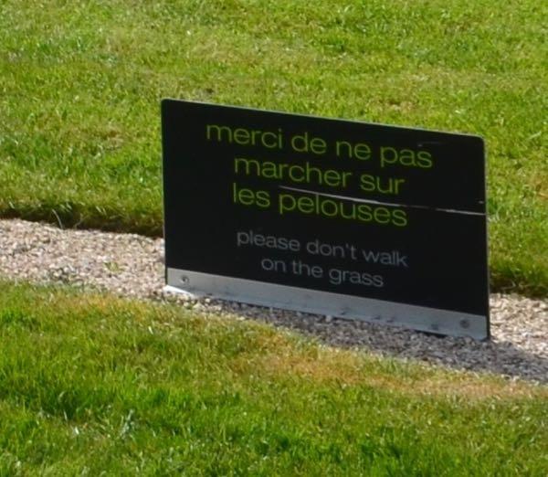 Ne Pas Marcher Sur Les Pelouses Paris Picnic